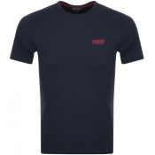 Product Image for Barbour International Logo T Shirt Navy