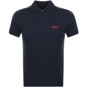Product Image for Barbour International Essential Polo T Shirt Navy
