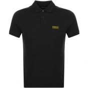 Product Image for Barbour International Essential Polo T Shirt Black