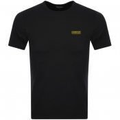 Barbour International Logo T Shirt Black