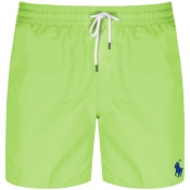 Ralph Lauren Traveller Swim Shorts Green
