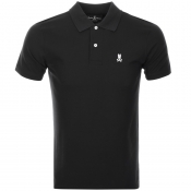Product Image for Psycho Bunny Classic Polo T Shirt Black