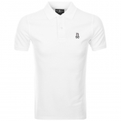 Product Image for Psycho Bunny Classic Polo T Shirt White