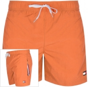 Tommy Hilfiger Swim Shorts Orange
