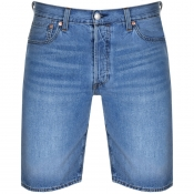 Product Image for Levis Original Fit 501 Denim Shorts Blue