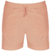 Carhartt Chase Swim Shorts Orange