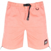 Billionaire Boys Club Cotton Shorts Orange