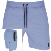 Product Image for Luke 1977 Holiday Game Swim Shorts Blue