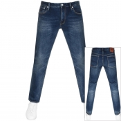 Product Image for Superdry Straight Daman Denim Jeans Blue
