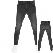 Superdry Slim Tyler Denim Jeans Black