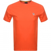 Product Image for PS By Paul Smith Regular Fit T Shirt Orange