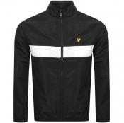 Product Image for Lyle And Scott Funnel Neck Jacket Black