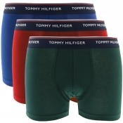 Product Image for Tommy Hilfiger Underwear 3 Pack Briefs Red