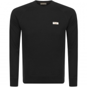 Nudie Jeans Samuel Sweatshirt Black