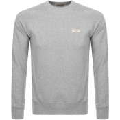 Nudie Jeans Samuel Sweatshirt Grey