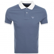 Product Image for Barbour Lynton Polo T Shirt Blue