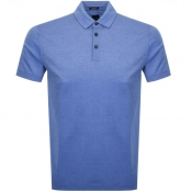 BOSS HUGO BOSS Press 44 Polo T Shirt Blue
