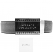 Product Image for Versace Collection Logo Belt Black