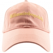 Billionaire Boys Club Logo Cap Pink