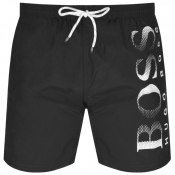Product Image for BOSS HUGO BOSS Octopus Swim Shorts Black