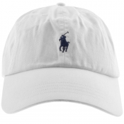 Product Image for Ralph Lauren Classic Baseball Cap White