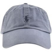 Product Image for Ralph Lauren Classic Baseball Cap Blue