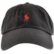 Product Image for Ralph Lauren Classic Baseball Cap Black