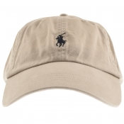 Ralph Lauren Classic Baseball Cap Brown