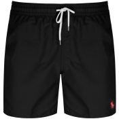 Ralph Lauren Traveller Swim Shorts Black