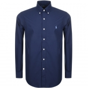 Product Image for Ralph Lauren Long Sleeved Shirt Navy