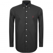 Product Image for Ralph Lauren Long Sleeved Shirt Black