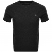 Ralph Lauren Crew Neck T Shirt Black