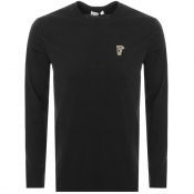 Product Image for Versace Collection Medusa T Shirt Black