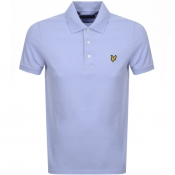 Product Image for Lyle And Scott Polo T Shirt Blue