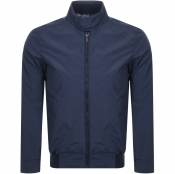 Superdry Montauk Harrington Jacket Navy
