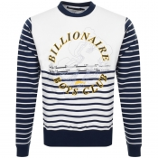 Billionaire Boys Club Cut And Sew Sweatshirt White