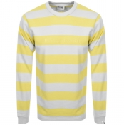 Product Image for Billionaire Boys Club Striped Sweatshirt Yellow