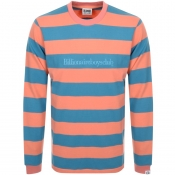Product Image for Billionaire Boys Club Striped Sweatshirt Orange