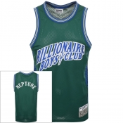 Billionaire Boys Club Baseball Vest Green