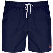 Ralph Lauren Traveller Swim Shorts Navy