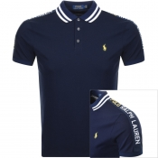 Ralph Lauren Custom Slim Fit Polo Navy