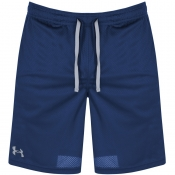 Under Armour UA Tech Mesh Shorts Navy