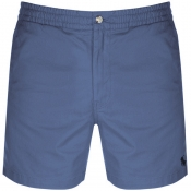 Ralph Lauren Classic Fit Shorts Blue