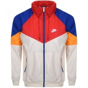 Nike Windrunner Jacket Cream