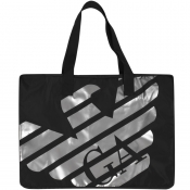 Product Image for Emporio Armani Beach Bag Black