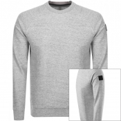 Product Image for BOSS Casual Waldo Sweatshirt Grey