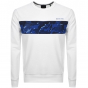 Product Image for G Star Raw Core Crew Neck Sweatshirt White