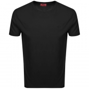 HUGO Dero 193 T Shirt Black