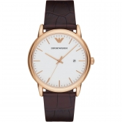 Product Image for Emporio Armani AR2502 Watch Brown