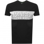 BOSS Athleisure Tee 2 T Shirt Black